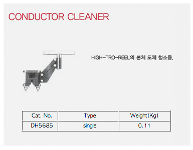 Conductor Cleaner